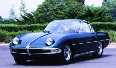 Los cinco mejores Lamborghini clásicos de todos los tiempos