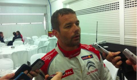 """Entrevista a Loeb, piloto Citroën WTCC: """"Vengo a luchar"""""""