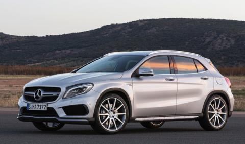 Mercedes GLA 45 AMG precio