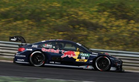 Red Bull BMW M4 DTM 2014