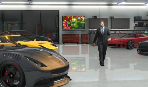 Nueva actualización de GTA Online
