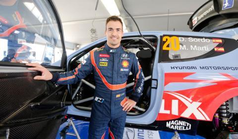Entrevista con Dani Sordo antes del Rally de Portugal 2014