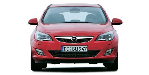 Opel Astra actual, +17% de resistencia al aire