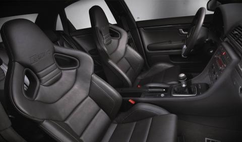 Oleada de robos de asientos del Audi RS 4 en Reino Unido