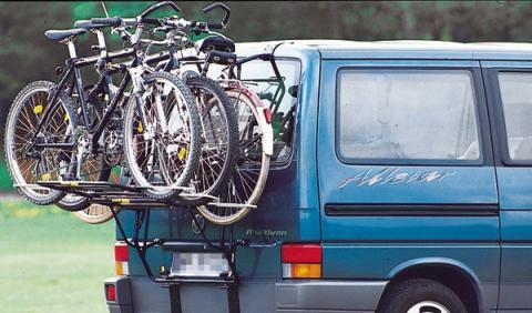 transportar bicicletas coche