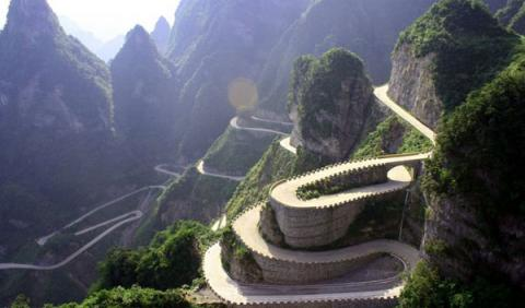 Las nueve rutas más peligrosas del mundo