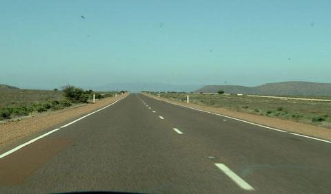 autopista eyre