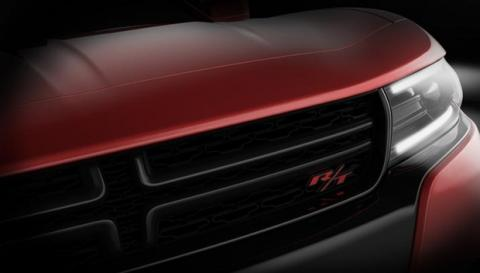 Dodge Charger 2015 teaser