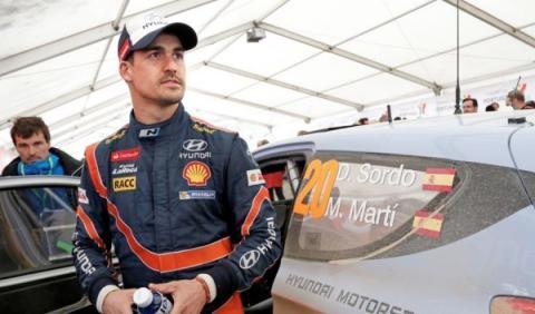 Sordo será piloto titular en el Rally de Argentina 2014