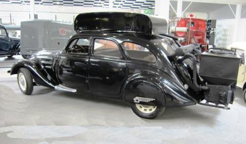 Peugeot 402 Gas