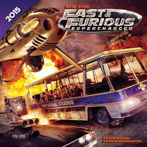 parque tematico fast&furious