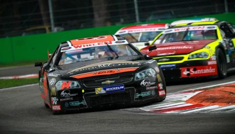 La NASCAR Whelen Euro Series llega a Valencia el 12 y 13 de abril