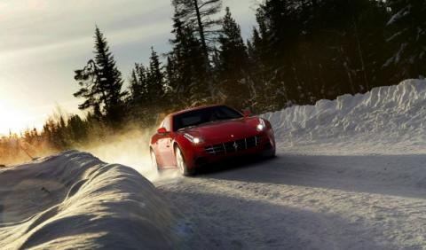 El Ferrari FF Coupé podría recibir una nueva carrocería