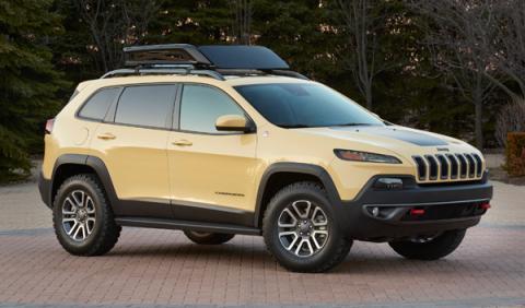 jeep cherokee adventurer