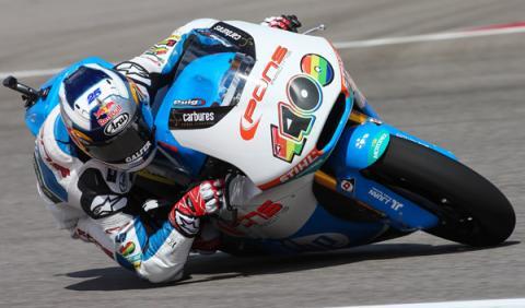 Maverick Viñales gana MotoGP Austin 2014