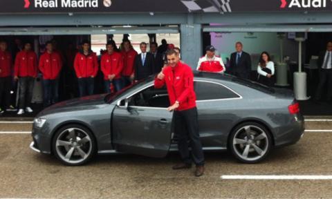 La autoescuela 'gratis' para los jugadores del Real Madrid