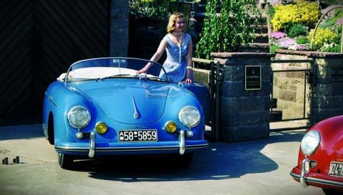 Porsche 356A Speedster, a subasta: bonito y caro, muy caro