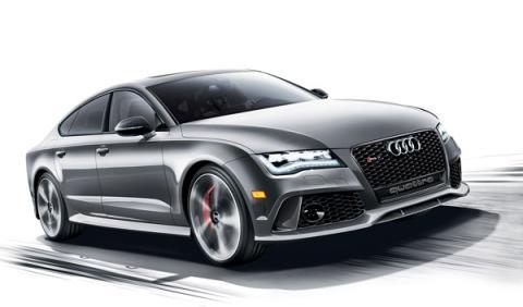 Audi RS Dynamic Edition