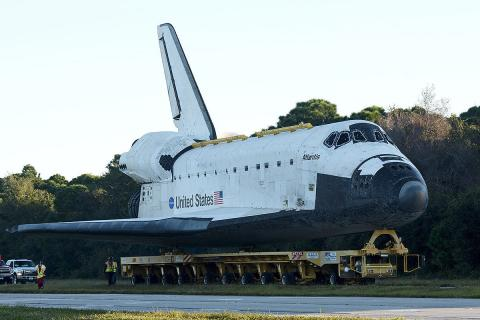 Space Shuttle Atlantic