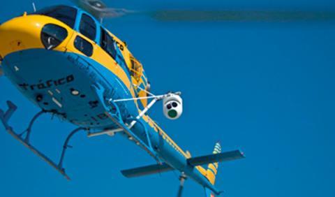 Helicoptero DGT EC-120