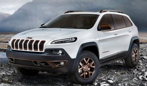 Jeep Cherokee Sageland Concept