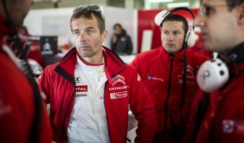 Loeb Sancionado WTCC 2014