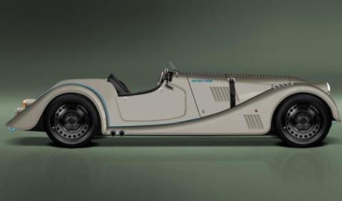 Morgan Plus 8 Speedster: ¡vaya regalo de centenario!