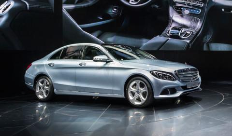 Mercedes Clase C batalla larga