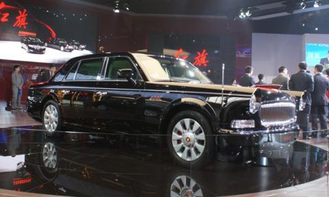 FAW Hongqi L5, el coche más caro de China