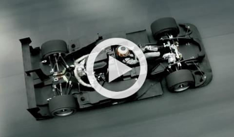 Vídeo: la tecnología del Porsche 919 Hybrid de Webber