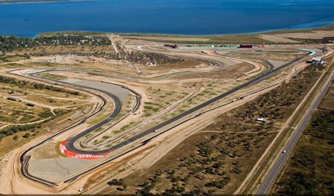 Circuito GP Argentina 2014