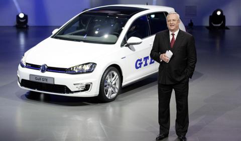 VW inicia una campaña de e-movilidad en China