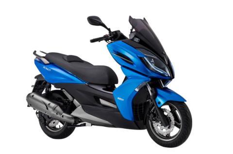 Kymco incluye la póliza de robo en toda su gama de motos