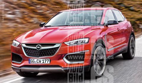 Opel Monza SUV