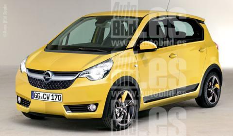 Opel Minivan