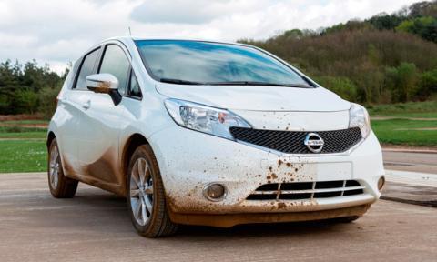 Nissan Note lava solo