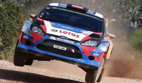 Así funciona el cambio de levas de Robert Kubica en el WRC