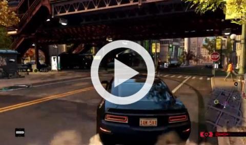 Vídeo: nuevo traíler del videojuego 'Watch Dogs'