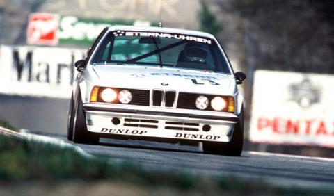 BMW 635 DTM 1984
