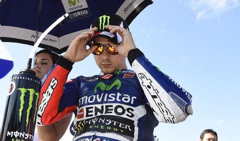 Lorenzo sin podio en Jerez 2014