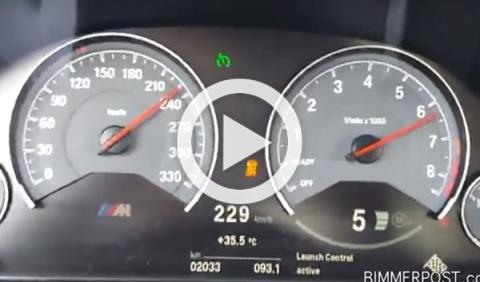 El nuevo BMW M3 suena demasiado artificial