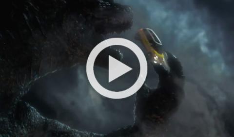 Godzilla se come el Fiat 500L