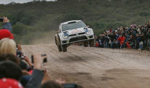 Latvala VW Rally Argentina