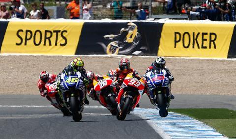 Cómo ver MotoGP online: GP de Francia 2014