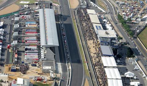 Circuito de Le Mans