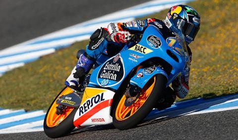Libres Moto3 GP Francia 2014: a ritmo de récord