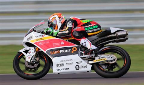 Clasificacion Moto3 GP Francia Vazquez