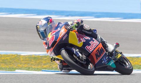 Carrera Moto3 GP Francia 2014: Miller gana frenando