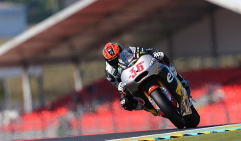 carrera moto2 GP Francia 2014 Kallio