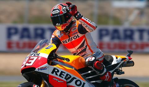 carrera MotoGP GP Francia 2014